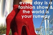 awesome outfits - FASHIONISTA - I love it!!! / Colour your life. every day is a fashion show and the world is your runway!!!