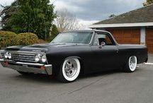 64-67 Chevrolet El Camino's