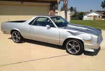 78-87 Chevrolet El Camino's