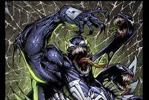 Venon / Venon, o pior inimigo do spider man!!!