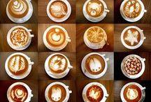 Coffee Latte Art / El latte o coffee latte art, es una disciplina surgida entre baristas que consiste en hacer de tu café una obra de arte. Espigas, corazones, paisajes o retratos son solo algunas de las cosas que los mejores baristas del mundo se atreven a hacer con tu café.