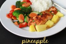 Pescetarian / Healthy Fishy Dishes