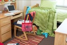 Transition: Home to Hall / Helpful tips, tricks, and ideas for life on your own in a residence hall.