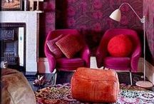 Color Inspiration - Jewel Tones / A collection of Revitaliste's favorite jewel tone color inspiration