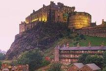 Edinburgh - Edimburgo - Edimbourg / The best place to study English in the UK