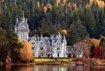 Scotland - Escocia - Schottland - Scozia