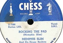 Let's play Chess / This board is about Chess Records.