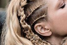 Hiukset/ Hair
