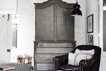 Color Inspiration - Greys / A collection of Revitaliste's grey color inspiration
