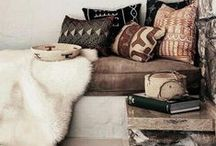 Color Inspiration - Browns / A collection of Revitaliste's favorite brown color inspiration