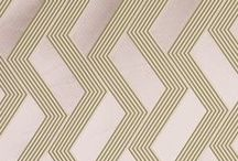 Art Deco Upholstery Fabric / A collection of Revitaliste's favorite Art Deco inspired pattern upholstery fabrics