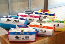 """JIB Bag Collection / This is my love brand """"JIB"""" test page"""