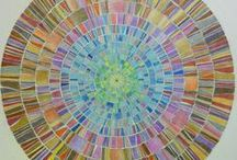 Mandala and spiral