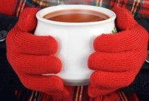 Keeping Warm / The last week has seen a noticeable drop in temperature, we've got a few ideas to help you keep warm....