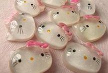 Hello Kitty / by Natalie B.