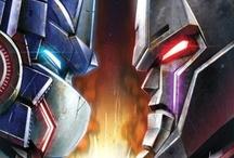 Transformers / All things Transformers.....nuff said / by Gabby Banda