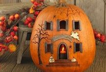 All Things Halloween / It's Halloween time! / by Marian McCoy Boveri