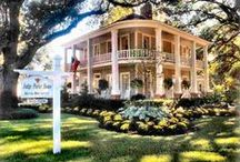 Southern Hospitality / Get more than a stay--get some rest and relaxation!