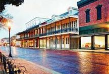 Picturesque Parish / Natchitoches Parish is beautiful--forests, farmland, rivers and lakes; bluffs, bayous, and rolling hills all accent one of the largest parishes in Louisiana.