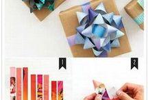 Kytky, mašličky, stuhy nejen z papíru