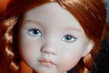 I love dolls / dolls to love