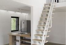 Cabins, lofts & stairs