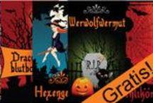Halloweendeko / Schon eine stimmungsvolle #Halloweendeko gefunden? Anregungen für #Tischdekoration und Girlanden zu #Halloween2014 sowie #halloweenmasken gibt es hier. Natürlich sammeln wir auch ein paar Anregungen und Bastelideen für die berühmten Kürbislaternen!  Unser großer Halloween-Guide mit vielen Tipps und Ideen: https://www.grapevine.de/pages/86