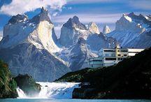 Torres del Paine - Chile / Fotos de pontos turísticos do Chile