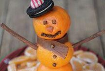 Plätzchen- und süße Ideen Weihnachten / Wie der Name schon gibt es hier zahlreiche Anregungen á la Weihnachtsbäckerei.