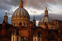 Cuenca, Cotopaxi e Av dos Vulcões - Equador / Fotos de pontos turísticos do Equador