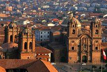Cusco e Vale Sagrado - Peru / Fotos de pontos turísticos do Peru