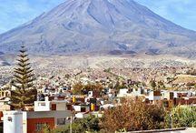 Arequipa e Colca - Peru / Fotos de pontos turísticos do Peru