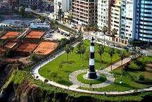 Lima - Peru / Fotos de pontos turísticos do Peru