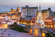 Cartagena - Colômbia / Fotos de pontos turísticos da Colômbia