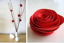 Geschenkideen zum Valentinstag / Am 14. Februar ist wieder Valentinstag! Wir geben natürlich gern Ideen und Anregungen für Deko und Geschenke weiter.