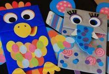 Carnival crafts and activities for kids / Αποκριάτικες κατασκευές / δραστηριότητες - Σαρακοστή