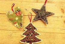 Navidad / Adornos, decoración, regalos. Todo lo que puedas hacer con tus manos.