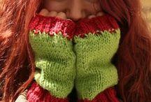 Punto, tricot / prendas hechas con agujas de tejer, rectas o circulares