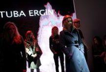 Tuba Ergin - Runway / MB İstanbul Fashion Week 2015 Fall