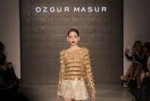 Ozgur Masur Runway / MB İstanbul Fashion Week 2015 Fall
