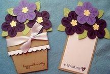 Mother's Day gifts, cards and crafts ideas / Ιδέες για δώρα, κάρτες και κατασκευές για τη γιορτή της μητέρας
