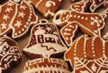 vánoční pečení / pečení