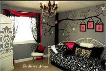 4 Wände / Räume, Gestaltungsideen