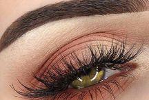 Makeup Occhi / ispirazioni makeup