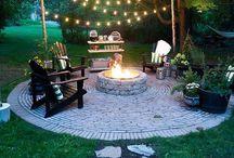 Backyard & exterior