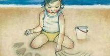 """il gioco della sabbia / Il gioco della sabbia in campo educativo . Esperienza sul gioco della sabbia rielaborata da Dora kalff allieva di C.G.Jung. Uno spazio ed un tempo dedicato all'ascolto e all'osservazione di  bambini e adulti che giocano  in una stanza attrezzata con vasche piene di sabbia e dove è visibile un insieme di oggetti in miniatura """"il campionario del mondo"""""""