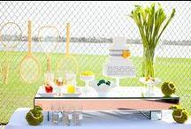 Wimbledon Wedding Inspiration