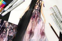 Art: Fashion Illustration