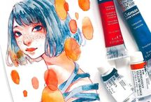 Art: Watercolor