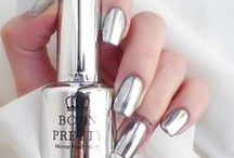 Mirror Nails / Cool mirror nails, always fashionable, deserves your try!